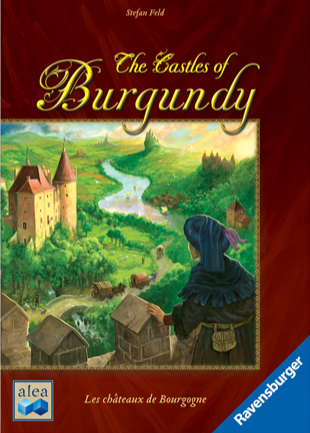 Castles of Burgundy Cover