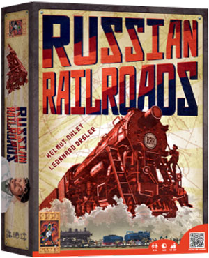 Russian Railroads Box