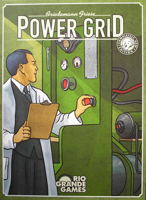 Power Grid Cover